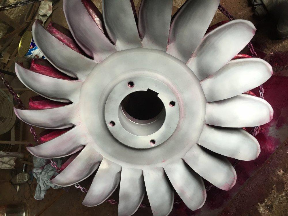 Buy Small water wind turbine pelton wheel