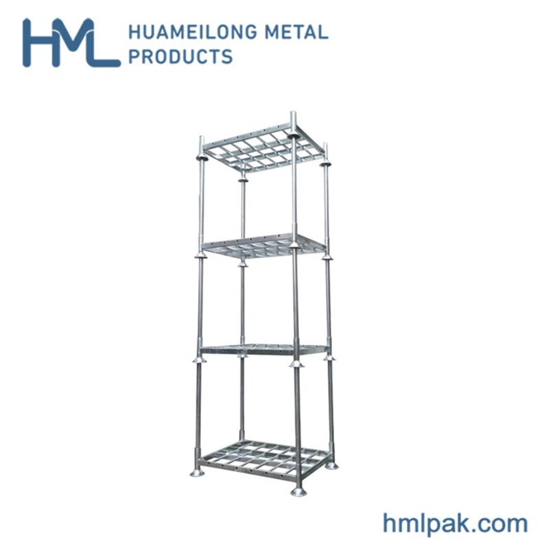 Buy Adjustable cheap hot dip galvanized metal pallet converter for industrial