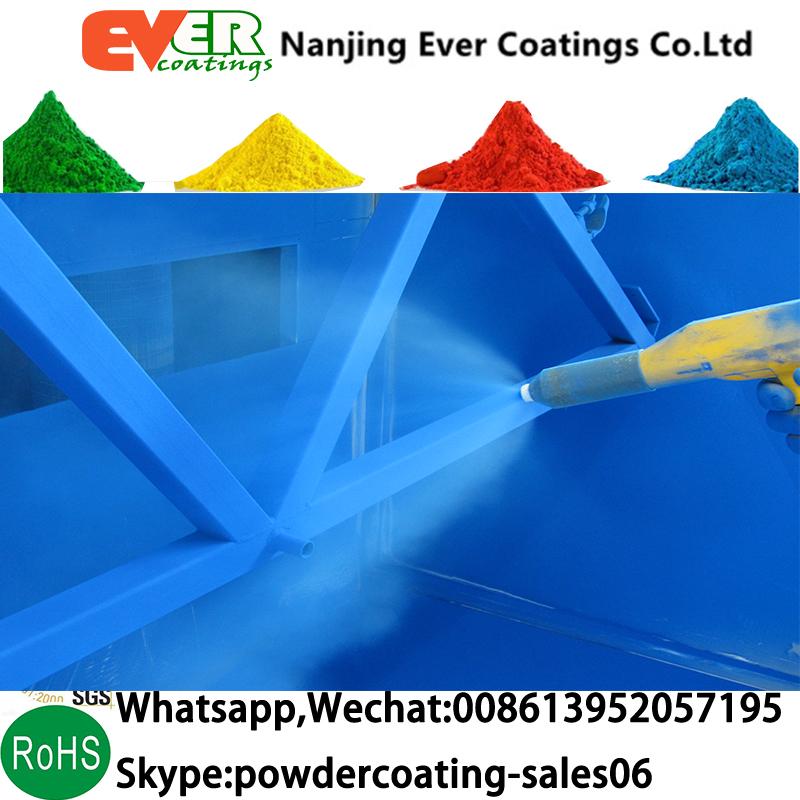 Buy Metal electrostatic spray sand texture powder coating