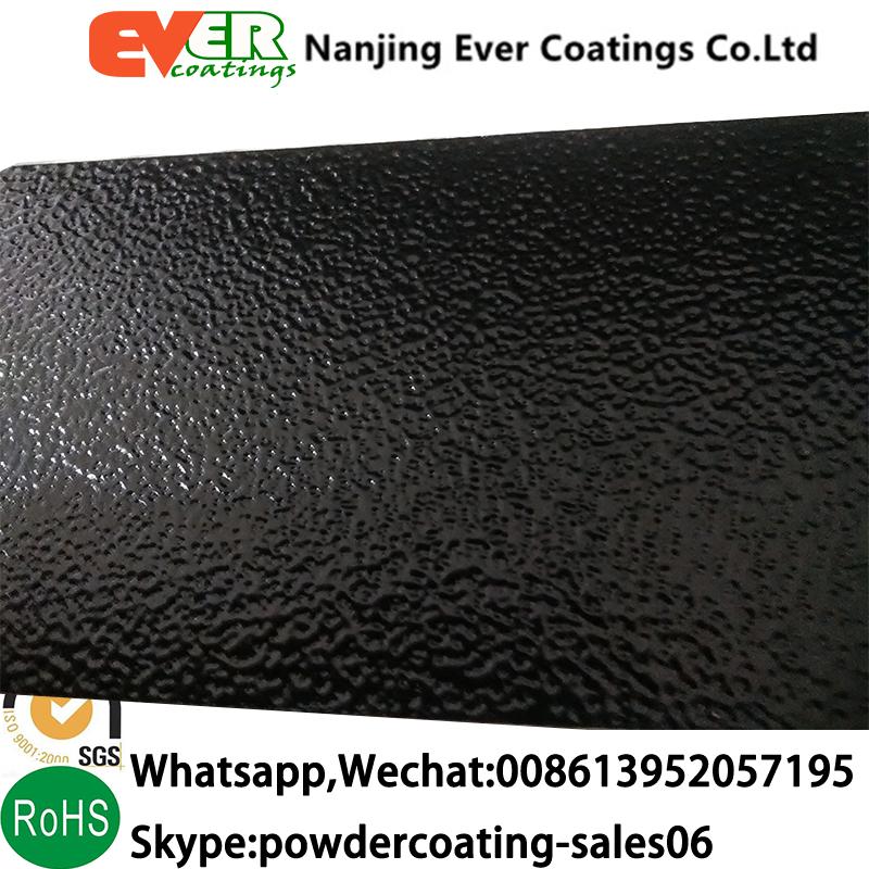 Buy Epoxy polyester fine texture/wrinkle powder coating