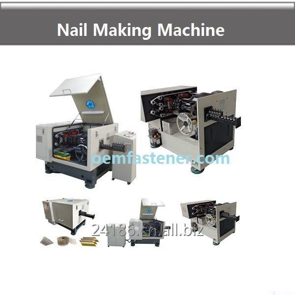 Buy Full-Automatic High Speed Nail Making Machines ZDJ-X150
