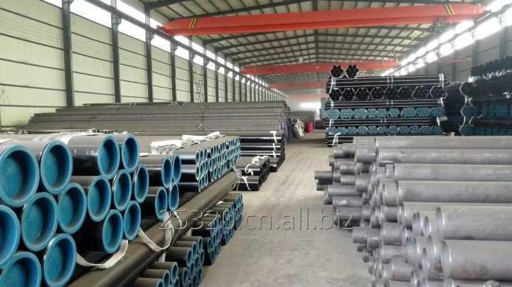 Buy Seamless Steel Tube Pipe for Gas or Oil pipeline project /