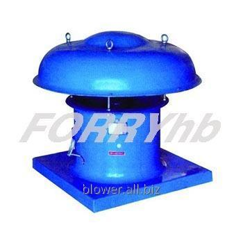 Buy HTF-W series High temperature roof ventilation fan fire proof blower