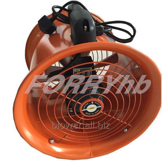 Buy SHT Series Portable Single Phase Explosion Proof Ventilator fan axial fan
