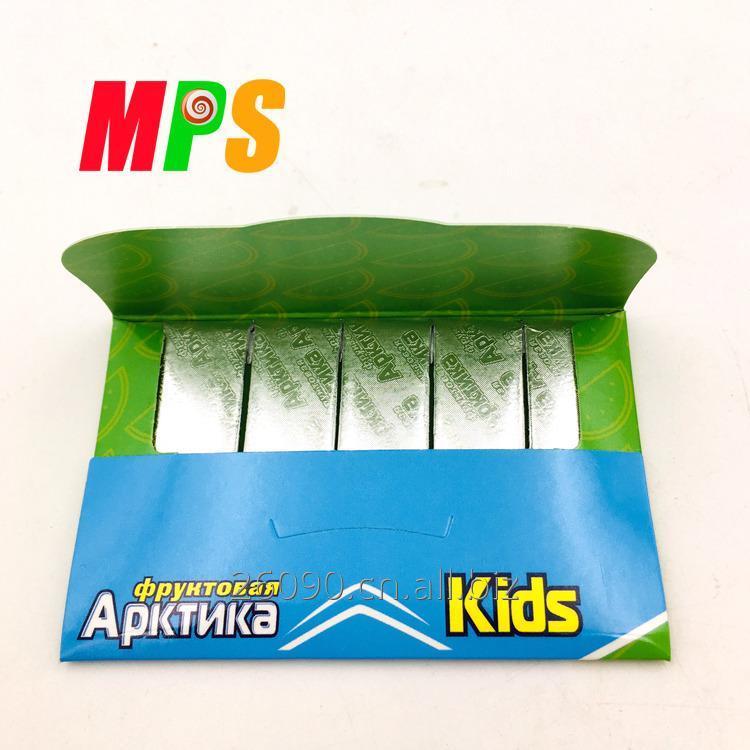 Купить Арбуз и вкусом клубники полосой форма жевательная резинка для детей