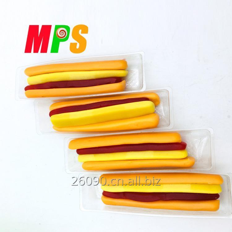 Купить Длинная полоса быстрого питания форму жевательные конфеты