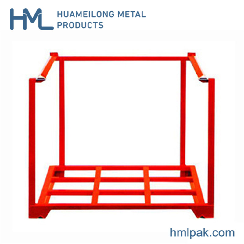Купить Nestainer Промышленный металлический шкаф хранения Паллета штабелируя