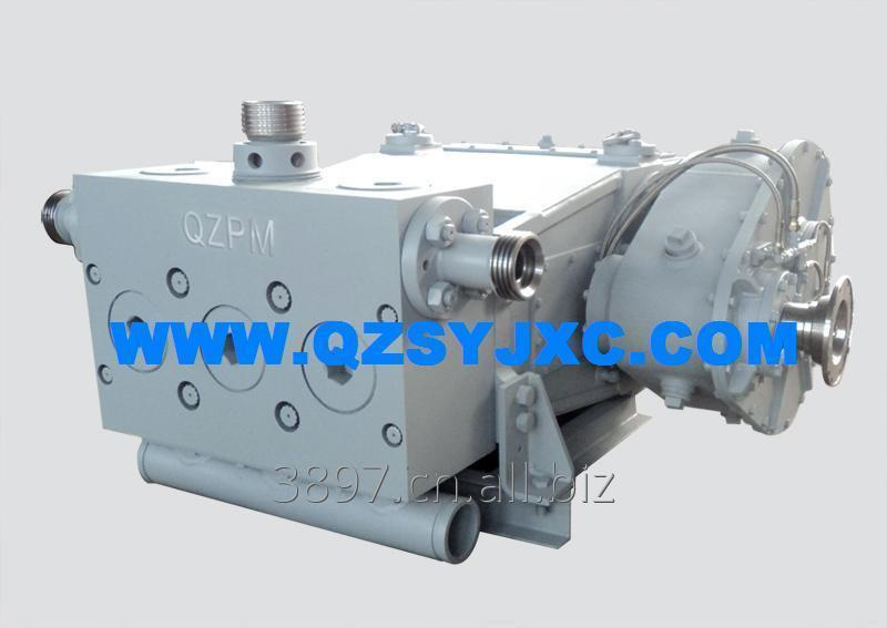 Buy QWS-600 PLUNGER PUMP