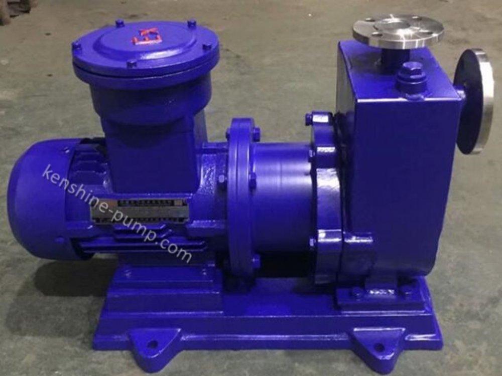 Satın al ZCQ80-65-160 öz astar paslanmaz çelik manyetik santrifüj pompa