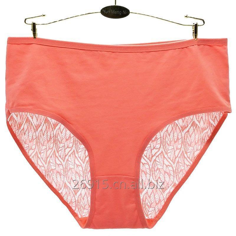 5e8544fd9 Comércio exterior grande código mamãe calças Factory Direct vendedora  lingerie atacado