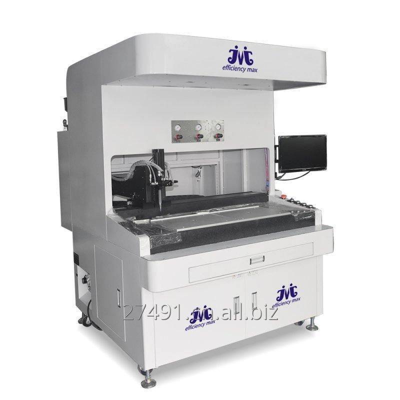 Buy Auto Recognition Doulbe Fluid Glue Dispensing Machine