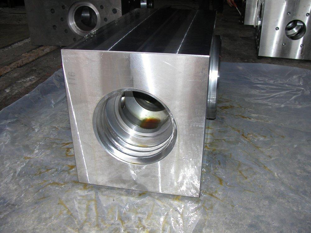 خرید کن هیدرولیک جعبه (هیدرولیک جعبه) در پمپ حفاری F800
