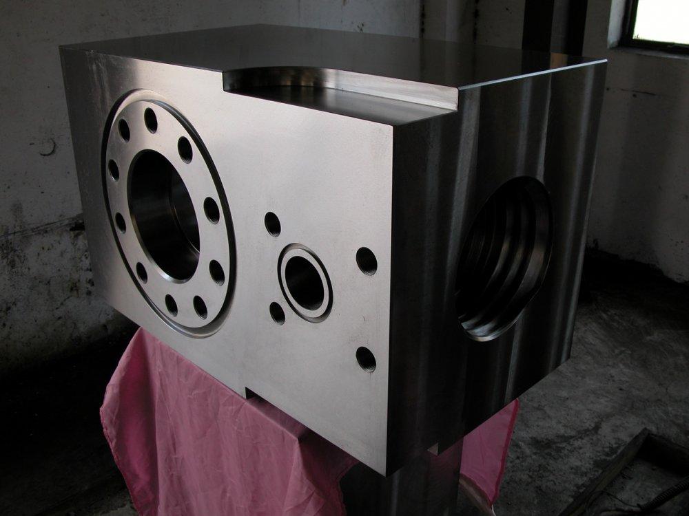 خرید کن هیدرولیک جعبه (هیدرولیک جعبه) در پمپ حفاری F1300
