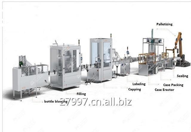 Buy Oil Filling Line; Edible Oil Filling Machine; Packaging Line