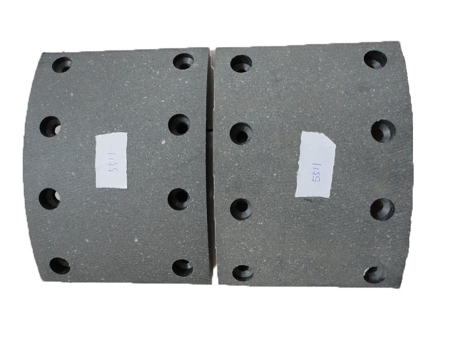 Buy Truck Accessories brake lining for Russia 5511-3501105
