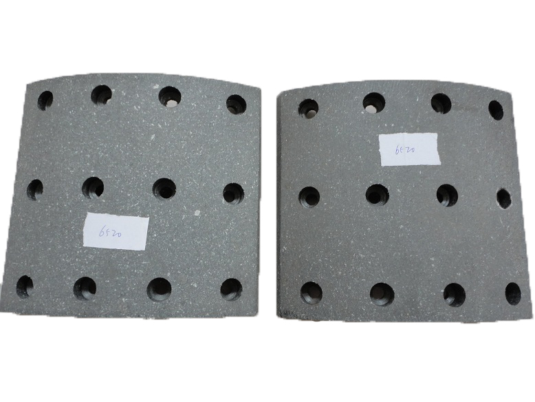 Buy Truck Accessories For kamaz brake lining 6520-3501095