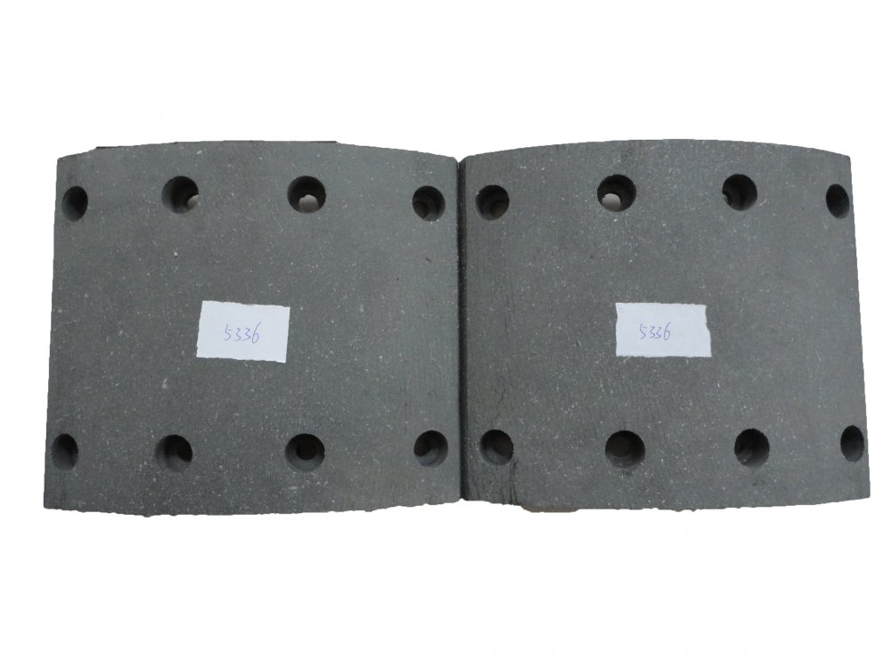 Buy Truck Accessories part For maz brake lining 5336-3501105