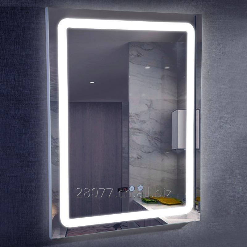 Buy Manufacturers China LED Lighted Bathroom Backlit Mirror