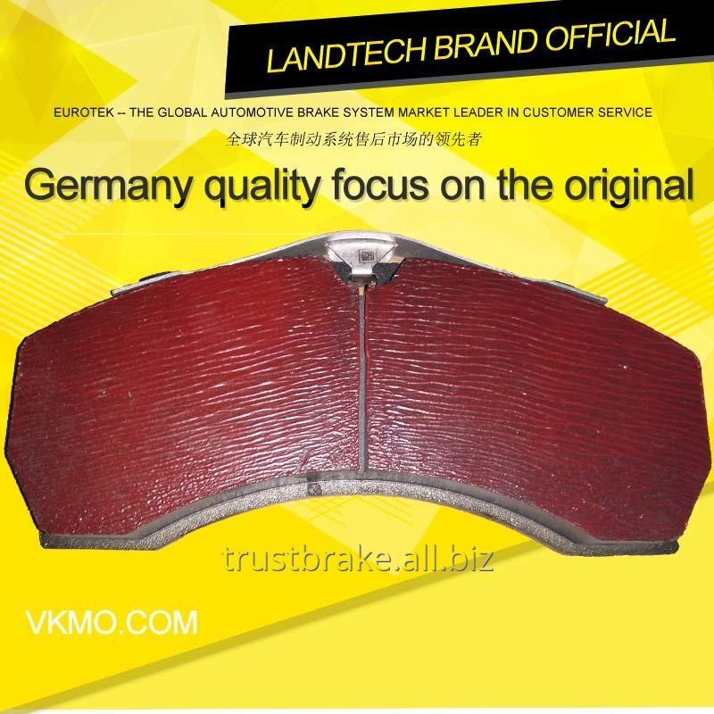 Buy Auto spare brake part Brake pad WVA 29246/29245