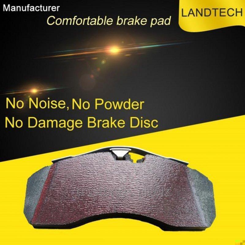 Buy Truck/bus spare part rotor disc Brake pad WVA 29087,29202 China Mainland