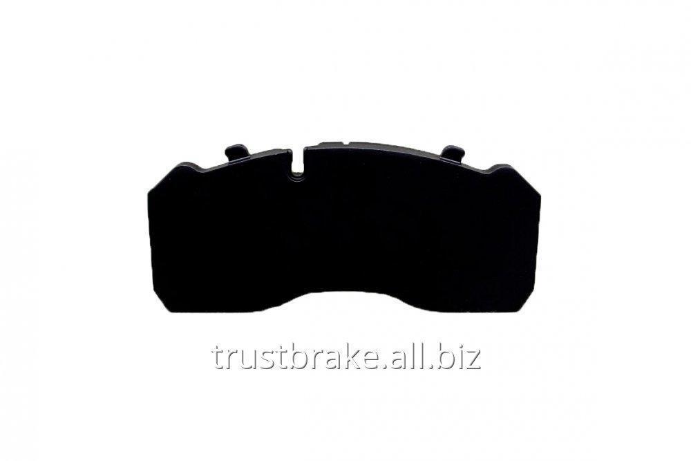 Buy Spare part rotor disc Brake pad wva 29093,29094,29095,29096,29145,29184,29197