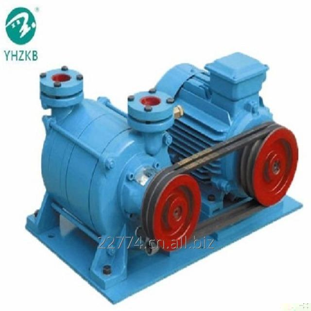 Buy 2SK-2B 5.5kw belt driven two stage liquid ring vacuum pump
