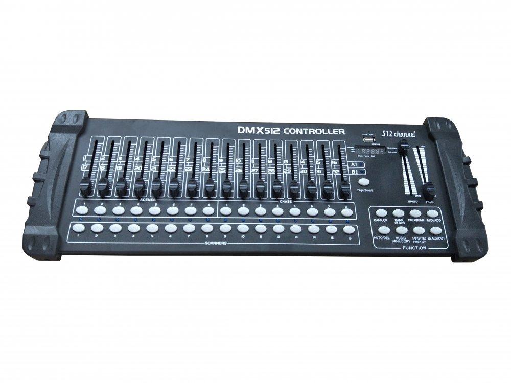 DMX 512, 512 Channels DMX Controller