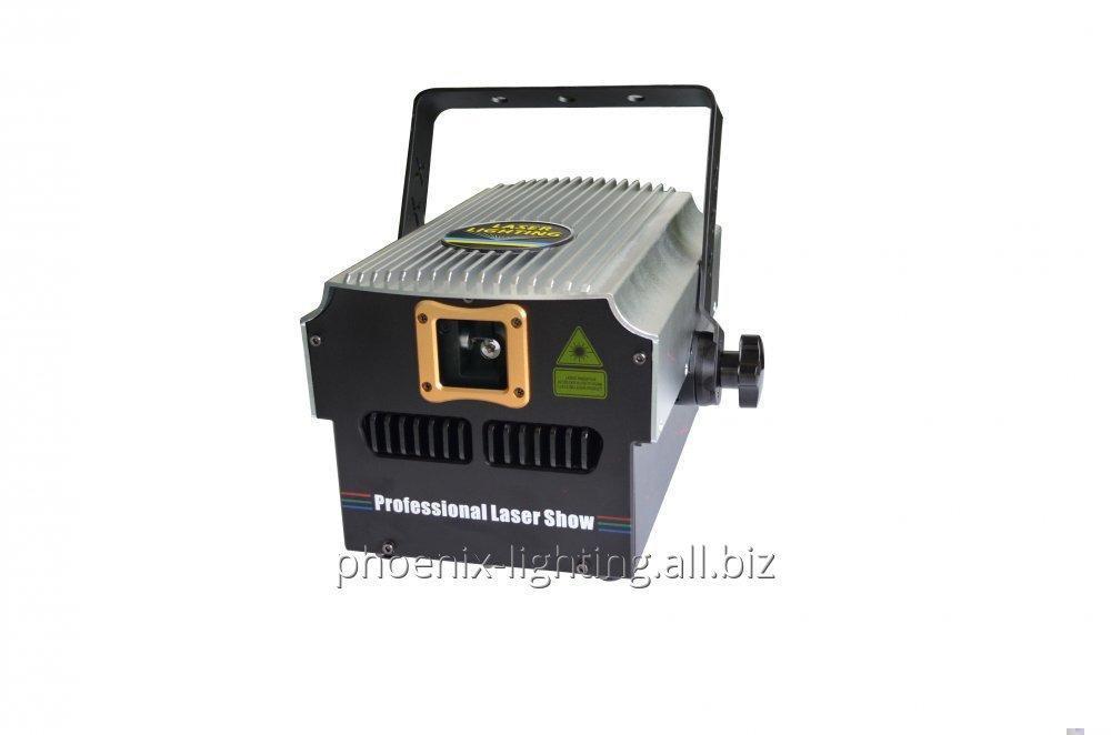 Купить Лазерное шоу / Dj свет / 4W LD RGB Анимация лазерный свет