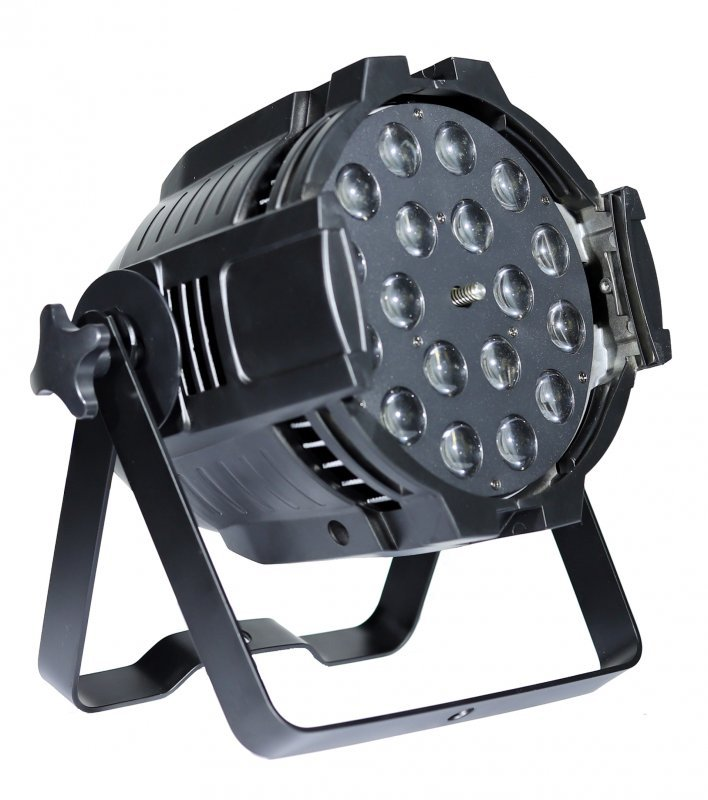 Comprar Dj Light, Pro LED Par Light,18*12W 6in1 LED Par Can With Zoom