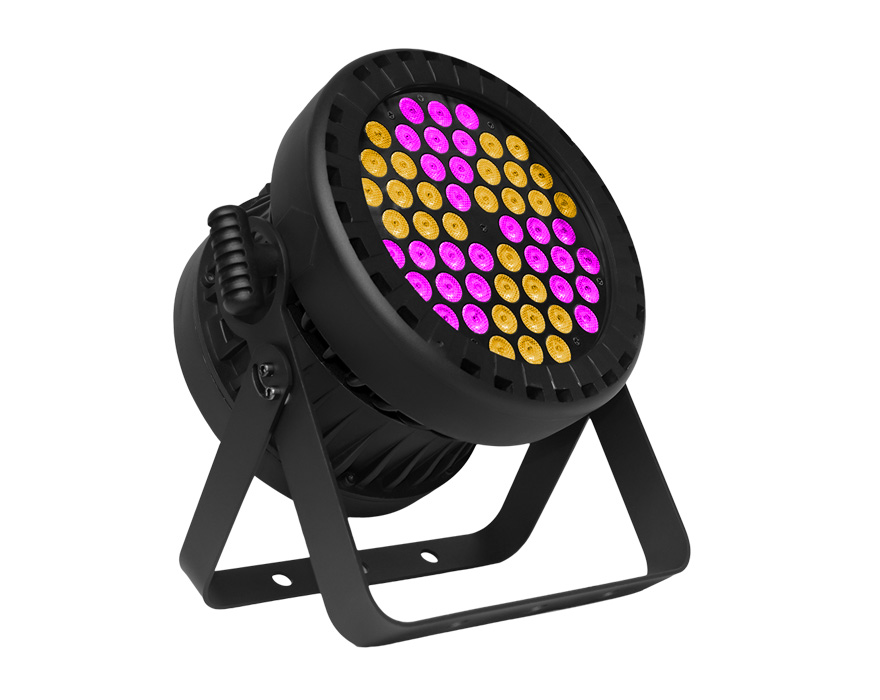 LED Wall Washer,Outdoor Lighting,54*3W RGB Waterproof Pinwheel Par Can