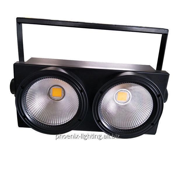 Купить Светодиодная подсветка, театральных освещение, Блиндер 2 * 100W COB светодиодные