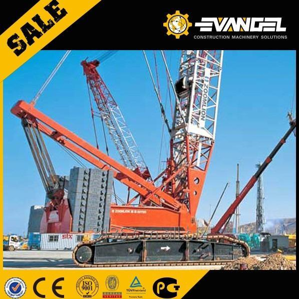 2019 Newest Model Quy50 50ton 52m Mini Size Crawler Crane