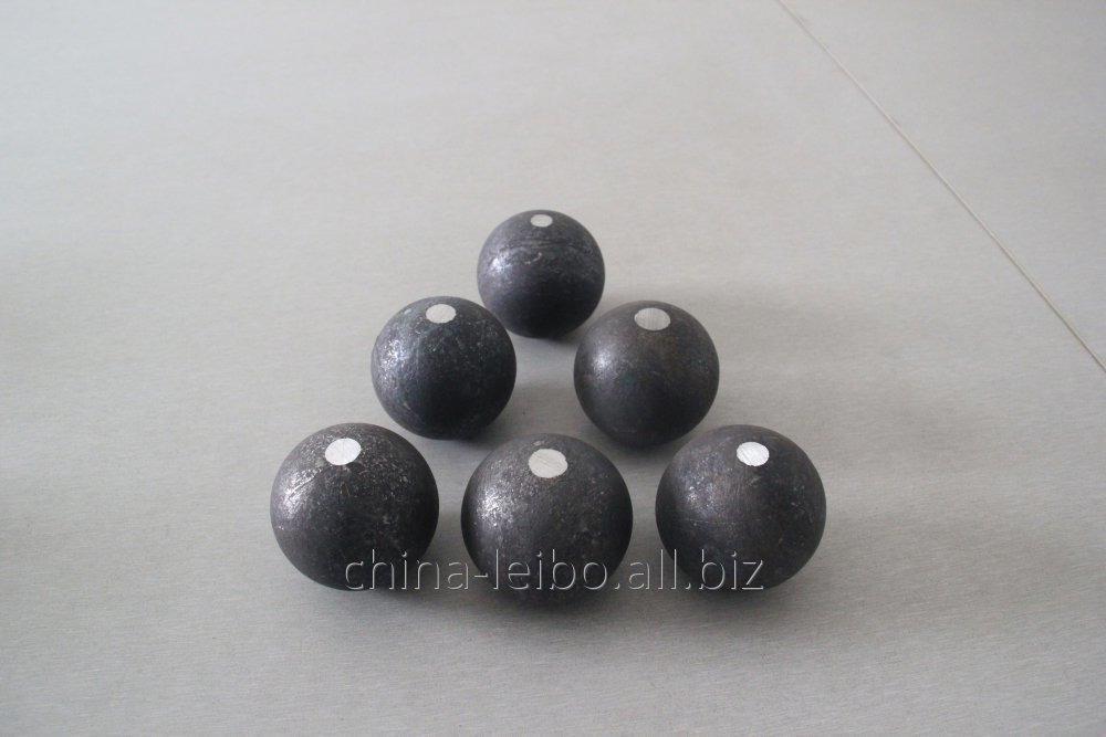 Купить  Кованые мелющие шары из Китая