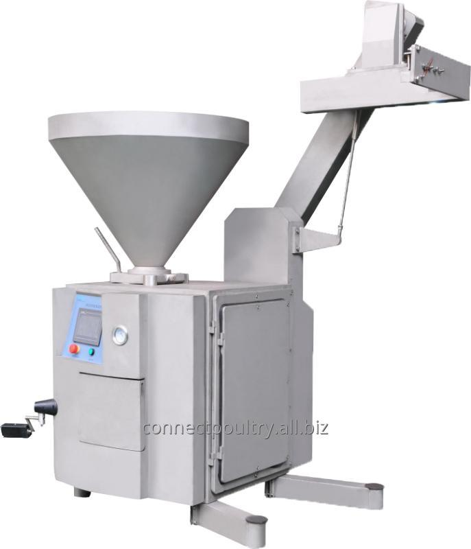Buy Meat processing machine of sausage vacuum filler