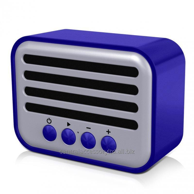 Buy NR-102 Outdoor Small Speaker Supplier MP3 Speakers Exporter Patent design Mini unique gift bluetooth speaker