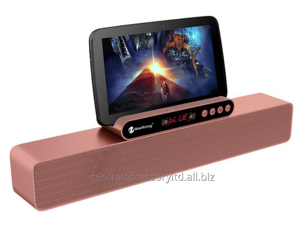 Купить NR-5017 Спикеры PC LED Wireless Mobile Speaker поставщик экран мобильного телефона функция стенд