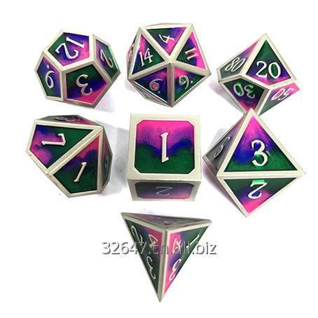 Buy Custom metal dice