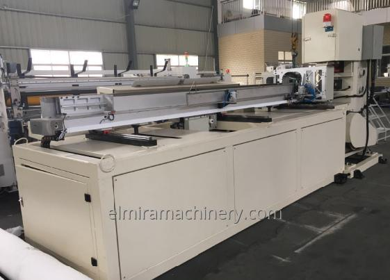 Jumbo Roll Cutting Machine