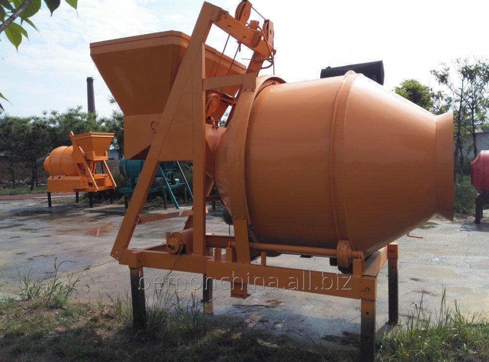 Buy JZM 350 Mini Concrete Mixer Machine Diesel or electric