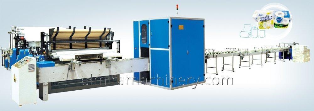 Automatic Toilet Paper Production Line