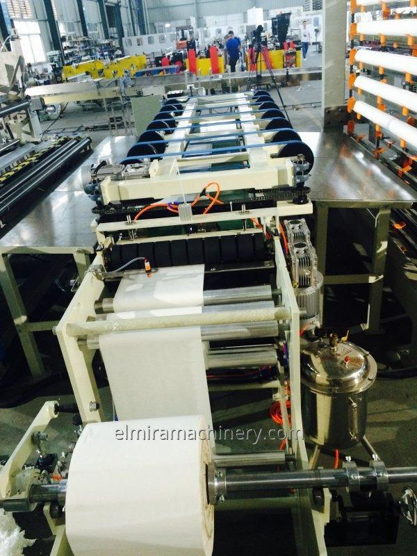 Automatic Paper Laminating Machine