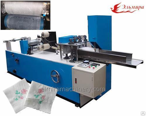 Салфетки машината за правене