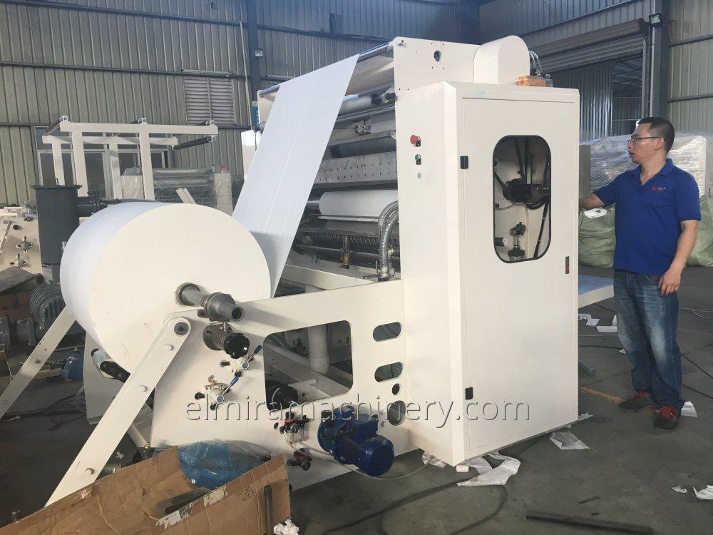 Z-fold Paper Towel Production Equipment