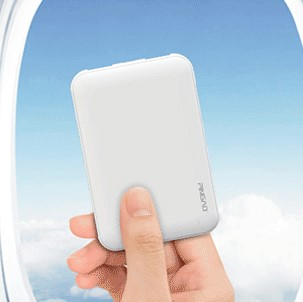 Купить PGX-KD01 5000mAh портативное зарядное устройство внешнее зарядное устройство Оптовик Легкий корпус Интеллектуальная защита