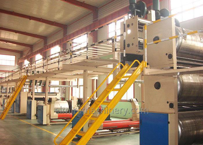 Сorrugated cardboard Conveyor bridge machine