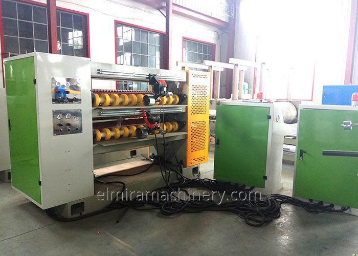 Corrugated cardboard Cut-Off machine 150