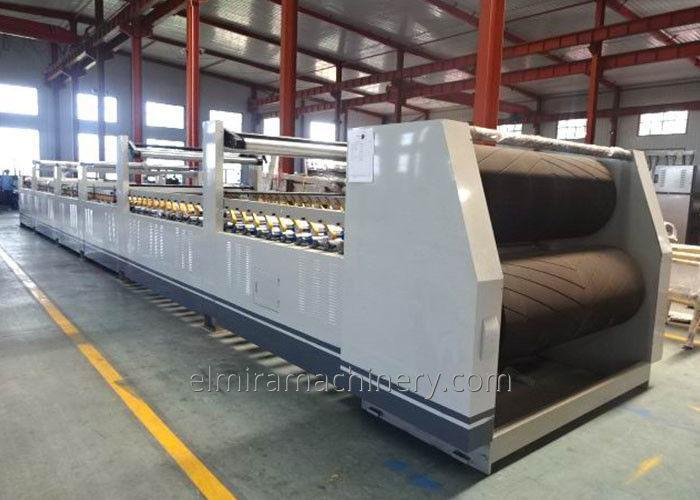 Corrugated cardboard double Facer machine