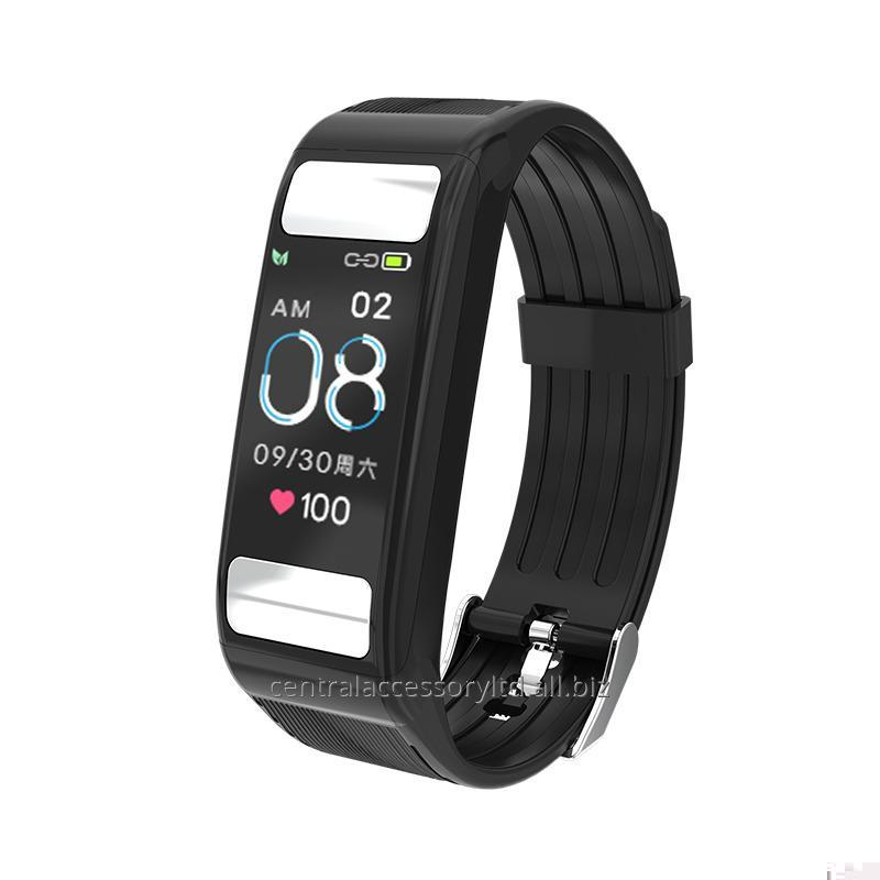 Buy TLWT9 smart fitness bracelet healthy smartband Wholesaler Body Fat Physiological Circle Hang-up Call