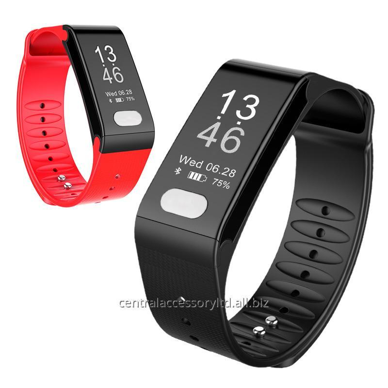 Buy TLWT6 smart activity band smart watch fitness activity tracker Factory ECG/PPG(Electrode+Optical) for blood pressure
