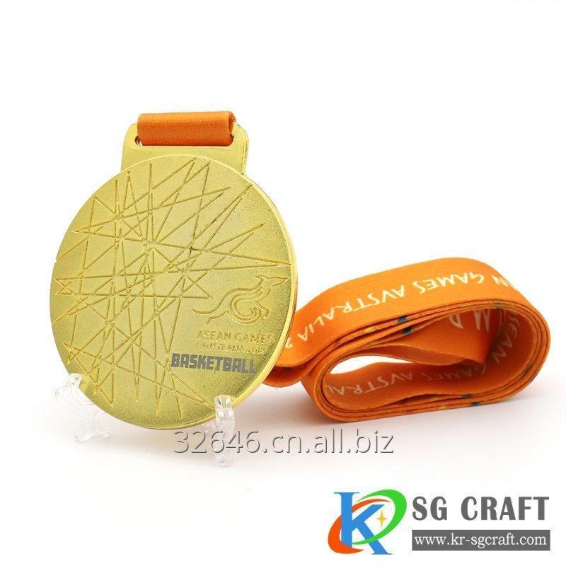 Buy Professionally custom metal medal